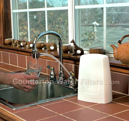 Countertop Water Filters Paragon